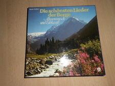 Sampler 2 MC / Cassette: Die schönsten Lieder der Berge