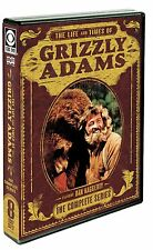 GRIZZLY ADAMS: THE COMPLETE SERIES - DVD - Region 1 sealed