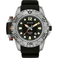 Bulova Sea King Limited Edition Automatic 1000m Titanium 96B226