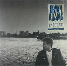 Bryan Adams Into The Fire 12 Zoll LP  K68 washed - cleaned