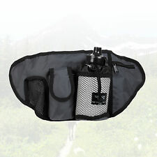 Hip Waist Belt Bum Bag & Hydration Water Sports Bottle Fanny Pack Cycling Hiking