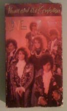 PRINCE AND THE REVOLUTION LIVE      VHS VIDEOTAPE
