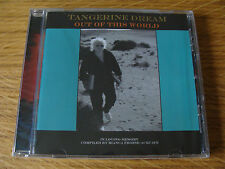 CD Album: Tangerine Dream : Out Of This World   Sealed
