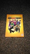 Big Bang Theory Complete Seasons 1 to 5 Boxset DVDs