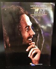 BOB MARLEY AND THE WAILERS Piano Vocal Guitar Music Book