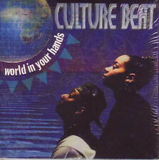 ★☆★ CD SINGLE CULTURE BEAT World in your hands 2-track CARD SLEEVE