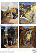 Ansichten aus Jerusalem XL Kunstdruck 1925 von Kienmayer * † Wien Israel Judaika