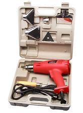 Heissluftpistole im Koffer mit Zubehör 2000 Watt Gebläse Heissluftgebläse