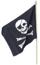 Piraten Flagge 45x30cm NEU - Zubehör Accessoire Karneval Fasching