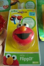 SALE New Uploads!Imported FROM US Sesame Street Elmo Toothbrush Holder BPA Free