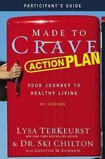 2 Book Lot: Made to Crave Action Plan Participant's Guide and Paperback
