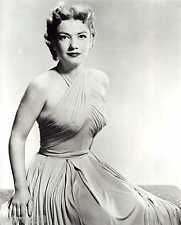 Photo Anne Baxter  - Papier format 20 X 25 (ref 4)