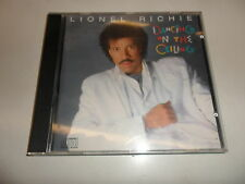 Cd   Lionel Richie  ‎– Dancing On The Ceiling