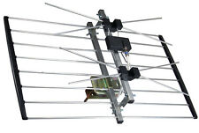 Channel Master TV Antenna Multidirectional Digital 2 Bay Bow Tie 40 mile 4220HD