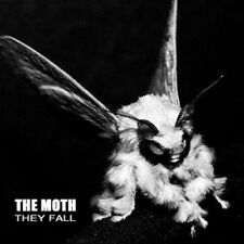THE MOTH - THEY FALL  CD  8 TRACKS  PUNK ROCK  NEU