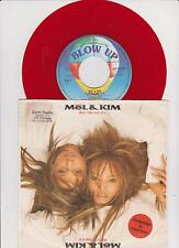 Mel & Kim -  that´s the way it is   ( red vinyl )