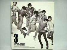 SUPER JUNIOR 3rd Album 'Sorry, Sorry Version.C' CD K-POP