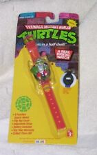 Teenage Mutant Ninja Turtles RAPHAEL REAL DIGITAL WATCH Hope NOS Factory Sealed