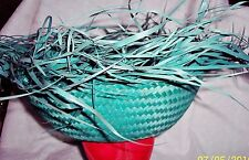 SOMBRERO MEXICAN GREEN - PINK - PURPLE-STRAW HAT FIESTA-COSTUME-PARTY-DECORATION