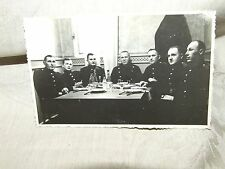 1936 Pre World War II 7 Identified Soldiers NAMES Germany or Latvia Real Photo