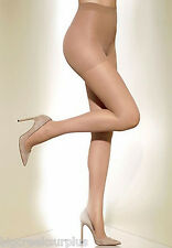 Silkies Pantyhose Beige Queen PLUS ( up to 240 lbs ) PRIVATE