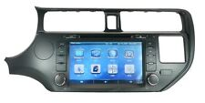 Car DVD GPS Navi Radio RDS Headunit Autoradio For KIA K3 RIO ALL New Pride 2012