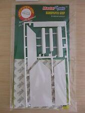 Trumpeter - ref.09919 - Bases para fijar papel de lija