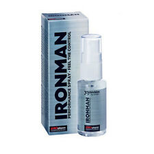 SPRAY RITARDANTE IRONMAN 30ML JOYDIVISION Sexy Shop Toys
