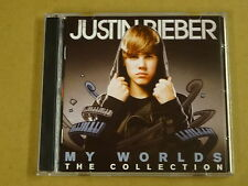 2-CD / JUSTIN BIEBER- MY WORLDS THE COLLECTION