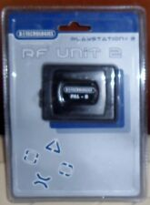1 CAVO ADATTORE RF TV CABLE ADAPTER X RETRO CONSOLE RETROGAME PLAYSTATION PS 2