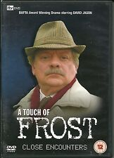 A TOUCH OF FROST CLOSE ENCOUNTERS DVD