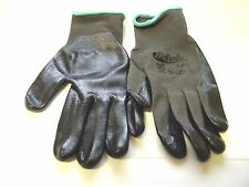 PIP Synthetic Leather Nitrile Coated work gloves 1 case 300 pairs size XS