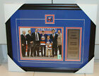 John Tavares 8x10 Autograph Framed New York Islanders NHL Draft Day Signed Stage