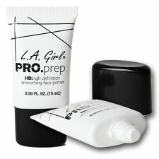 L.A. Girl HD PRO Smoothing Face Primer Lightweight Seals pores Makeup Longer