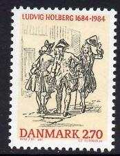 Denmark MNH 1984  300th Anniversary of the Birth of Ludvig Holberg