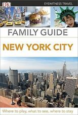 Family Guide New York City (Eyewitness Travel Family Guide)-ExLibrary