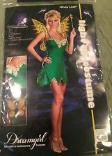 Light up Green Thinkerbell Costume size large ( $5 off now)