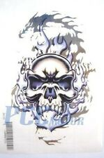 SKULL Decal Sticker ATV Motocross Buggy Honda Bike V DE19