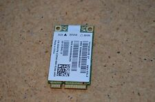 Dell WWAN Broadband Wireless 5530 Wifi Bluetooth Mini PCI-E Card D637N 0D637N