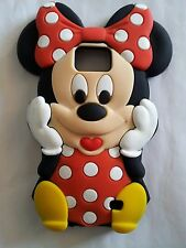 IT- PHONECASEONLINE SILICONE COVER S MINNIE RED PARA SAMSUNG GALAXY S2