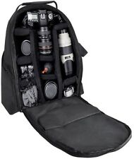 Large Deluxe Padded Backpack Case For Pentax K30 K-r K-5 K-7