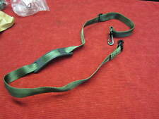 "Lot of 2, Olive Drab Nylon Strap 54"" x 1""  Luggage Military Sling Shoulder Pack"