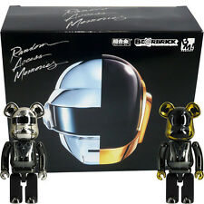 Bearbrick Chogokin Be@rbrick DAFT PUNK (Random Access Memories Ver.) 200% 2Pack