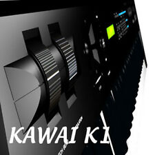 KAWAI K1 HUGE Original Factory & New Created Sound Library and Editors on CD