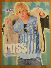 R5, Ross Lynch, Jennette McCurdy, Double Full Page Pinup