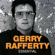 GERRY RAFFERTY THE ESSENTIAL CD (GREATEST HITS / VERY BEST OF)