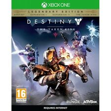 Destiny The Taken King Legendary Edition Xbox One Game Brand New