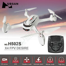 Hubsan H502S X4 5.8G FPV Drone Real-time RC Quadcopter 720P with GPS Function