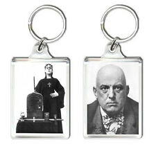 ALEISTER CROWLEY THE GREAT BEAST 666 KEYRING LLAVERO