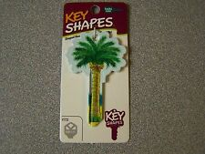 Palm Tree Kwikset house key blank.